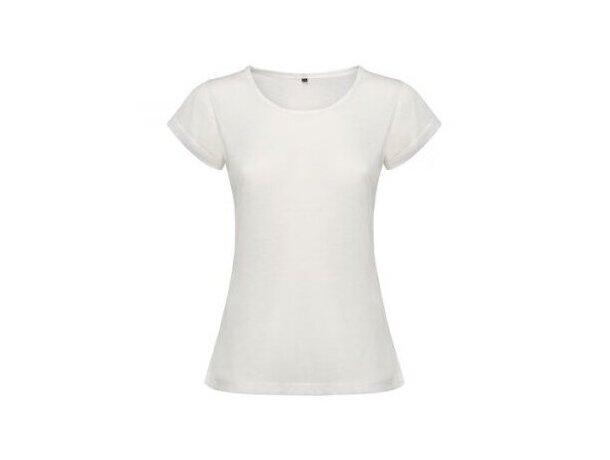 Camiseta de mujer en poliester