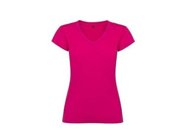Camiseta de mujer cuello V de Valento