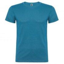 Camiseta unisex 155 gr de Valento personalizada azul