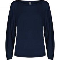 Camiseta manga larga técnica de mujer 115 gr