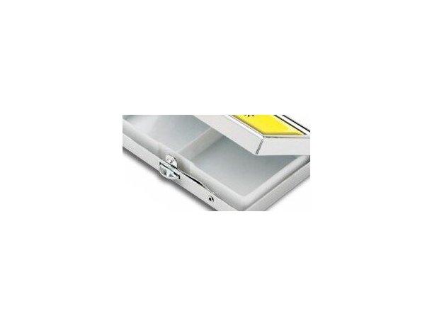 Pastillero rectangular con impresión a todo color