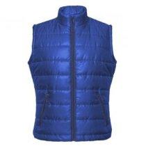 Chaleco de hombre para el frio personalizado azul