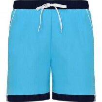 Bañador para hombre con bolsillos personalizado azul claro
