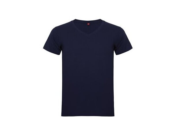 Camiseta manga corta 155 gr de Valento personalizada azul