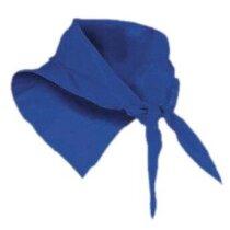 Pañuelo festero de colores personalizado azul
