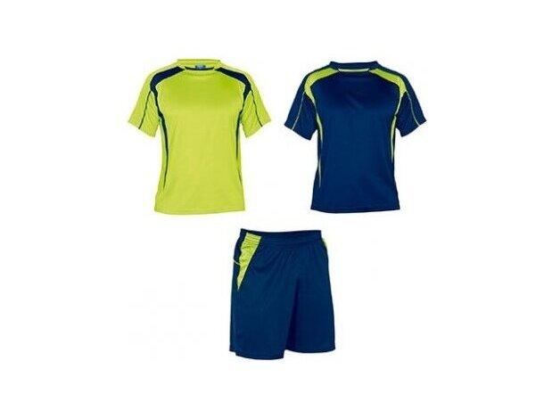 cc3aa11598810 conjunto de futbol pantalon mas dos camisetas personalizada