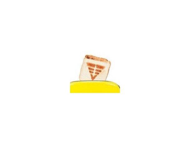 Tostadora cromo deluxe con logo personalizada