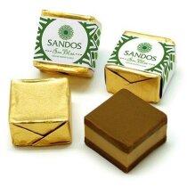 cortado de chocolate personalizado