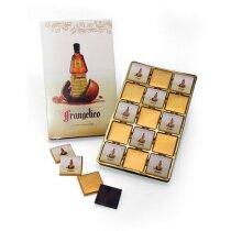 Pack de 15 napolitanas de chocolate personalizado