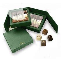 Caja de chocolates de 2 pisos