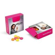 Dosificador perlas de caramelo personalizado