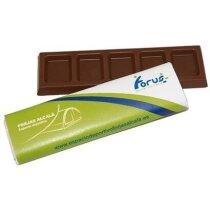 Napolitana de chocolate 20 grs personalizado