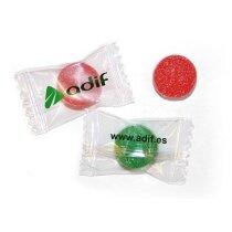 Caramelo sobre pectina sabores frutales personalizado