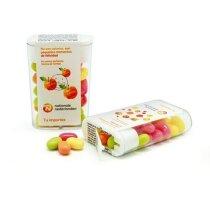 Caja de caramelos Tic tac personalizada