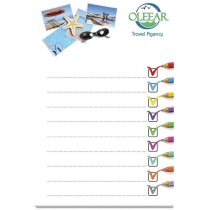 Bloc de notas adhesivas Bic® 101x152 con 50 hojas personalizada