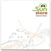 Bloc de notas adhesivas Bic® 75x75 con 25 hojas personalizada