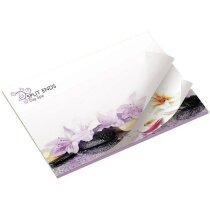 Bloc de notas adhesivas alternadas Bic® 101x75 con 25 hojas personalizada