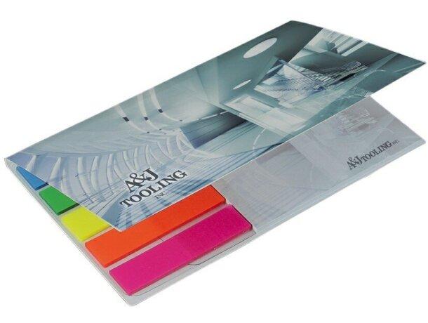 Set de notas adhesivas Bic® 75x75 personalizada
