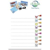 Bloc de notas adhesivas Bic® 101x152 con 25 hojas personalizada