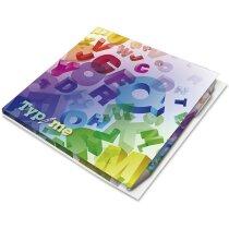 Bloc de notas adhesivas con tapa y bolígrafo Bic® 150x150 personalizada