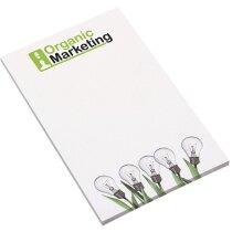 Bloc de notas adhesivas marca BIC 75x127-40 hojas