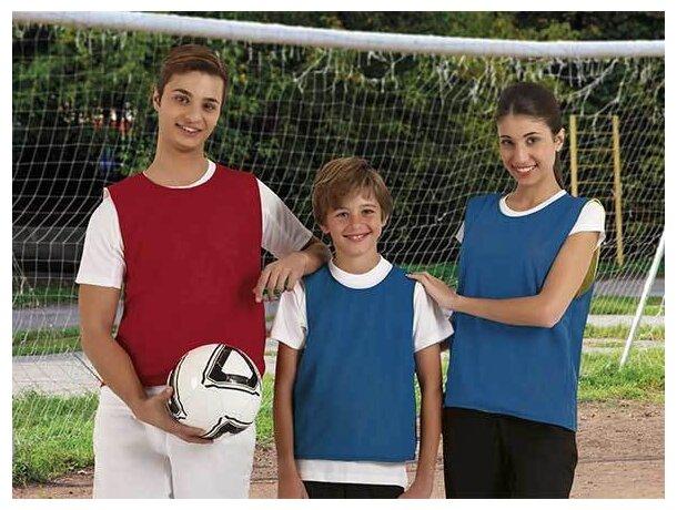 Peto de deporte reversible Valento personalizado