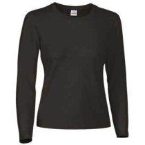 Camiseta manga larga de mujer 190 gr Valento