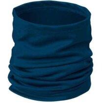 Braga de poliester en color de alta visibilidad Valento personalizada azul