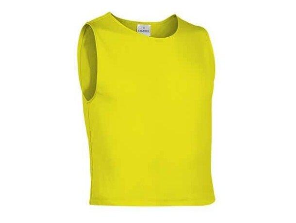 Peto entrenamiento Valento barato amarillo alta visibilidad