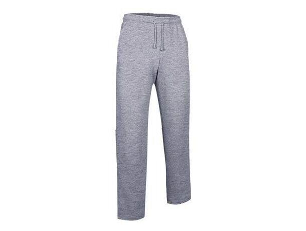 Pantalon de felpa largo Valento gris