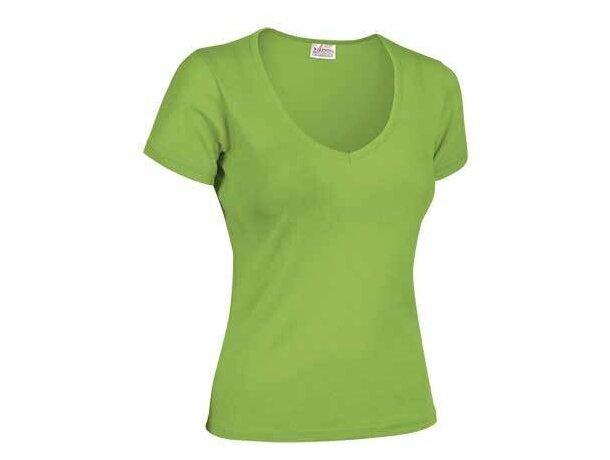 Camiseta Roxy de Roly de mujer Valento verde merchandising