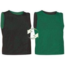 Peto de deporte reversible Valento personalizado verde