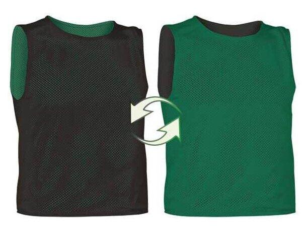Peto de deporte reversible Valento barato verde