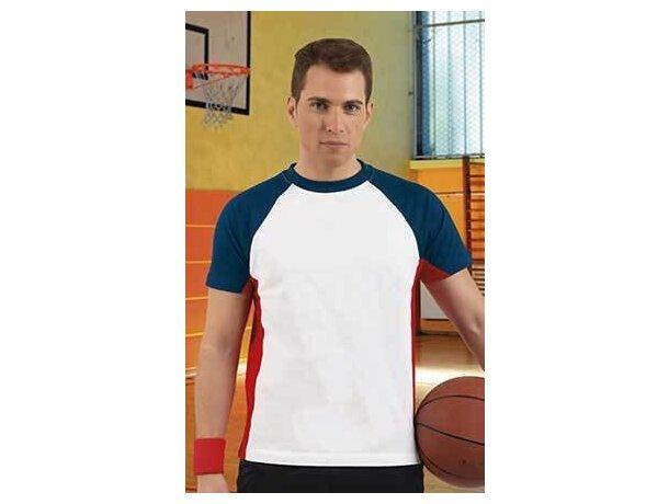 Camiseta de Valento combinada 160 gr Valento original