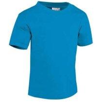 Camiseta de bebé 160 gr Valento personalizada azul claro