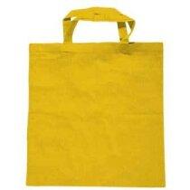 Bolsa reutilizable Valento grabada amarilla