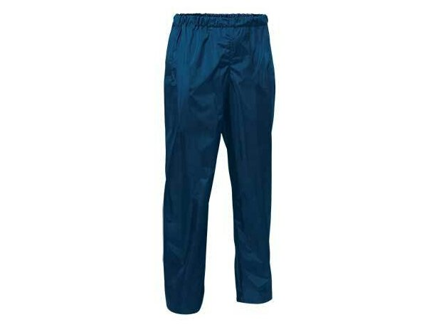 Cubre pantalón hidrófugo para hombre Valento azul