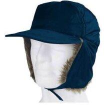 Gorra para invierno Valento personalizada azul marino