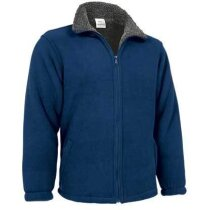Chaqueta polar interior de color Valento azul