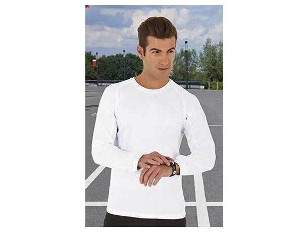 Camiseta  de manga larga adulto Valento