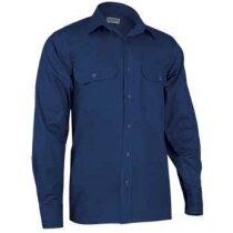 Camisa de hombre de trabajo manga larga Valento