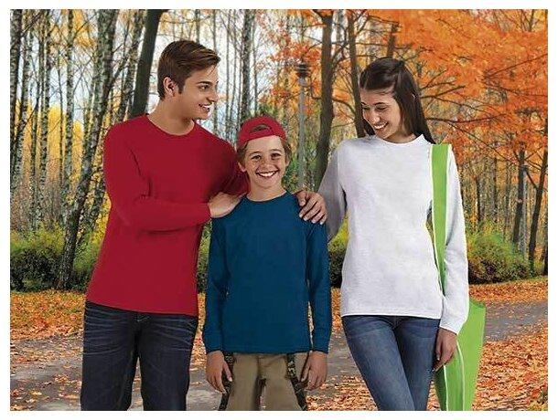 Camiseta manga larga con puño Arrow de Valento 160 gr Valento
