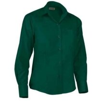 Camisa manga larga de mujer de vestir Valento
