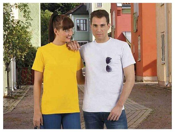 Camiseta con bolsillo manga corta Valento Valento