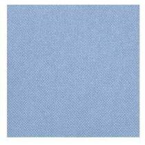 Salvamantel de no tejido cuadrado Valento personalizado azul claro