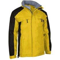Chaquetón impermeable de abrigo con capucha Valento