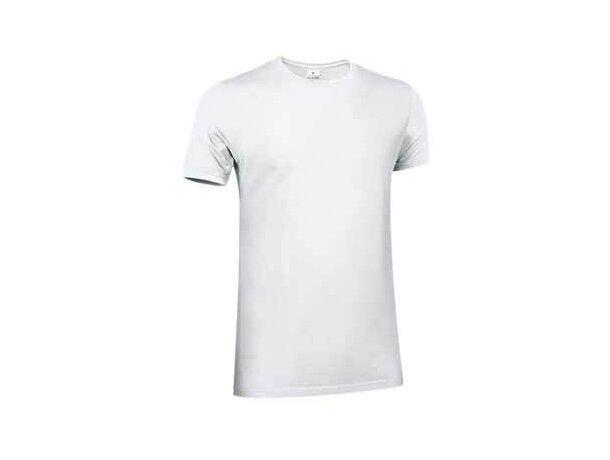 Camiseta manga corta Rocket Valento blanca