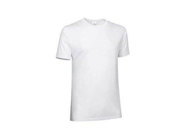 Camiseta manga corta Cool Valento blanca