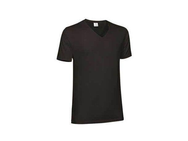 Camiseta Cuello Pico Cruise Valento negra