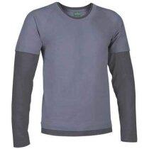 Camiseta doble manga larga denver de Valento 160 gr Valento
